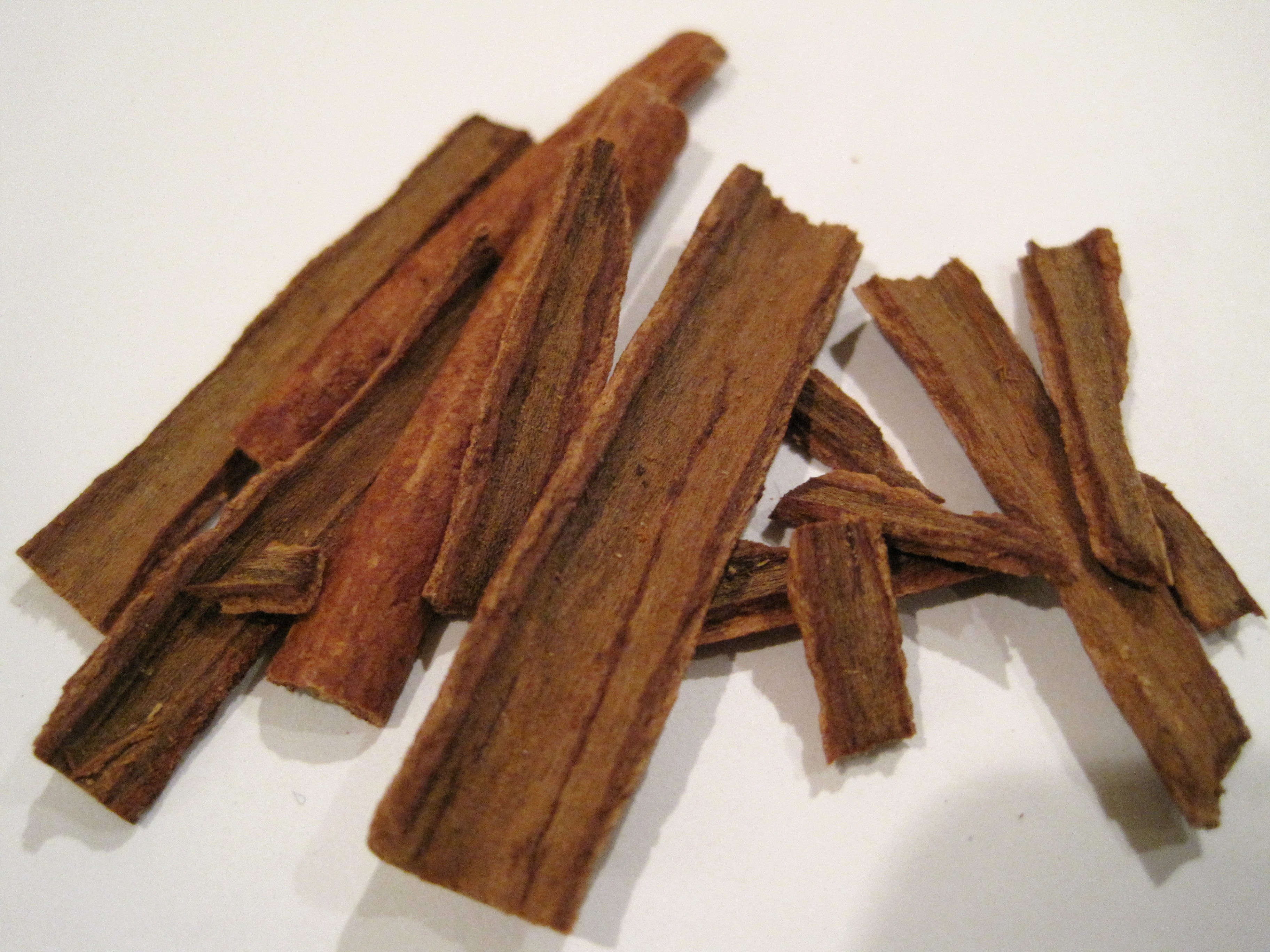 Self-explanatory. whole cinnamon sticks are often used to flavor meat